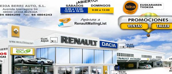 Renault Leioa Leioa Berri Auto