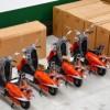 Distribuidor de Vehículos Eléctricos