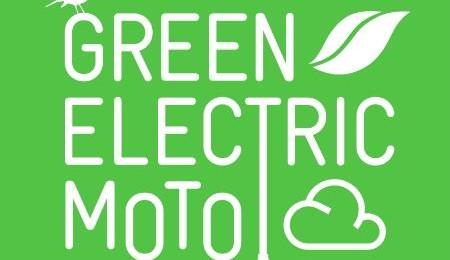 GREEN ELECTRIC MOTO